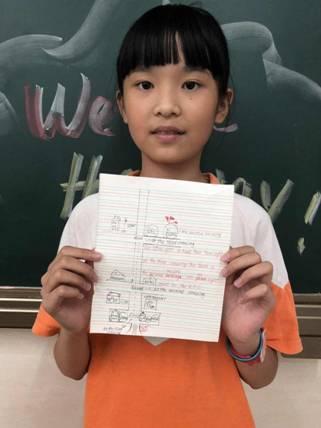 思维导图&自然拼读法,是黄广小学高段英语输出能力的学习神器图片