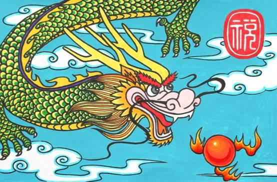 """黄冈中学广州学校实验小学 """"税收情61中国梦""""学生书画作品展(绘画篇"""